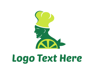 Gourmet - Lemon Chef logo design
