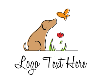 Dog Park Logo Maker