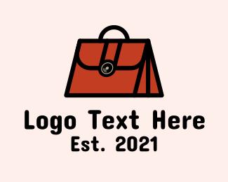Purse - Luxury Handbag Store logo design