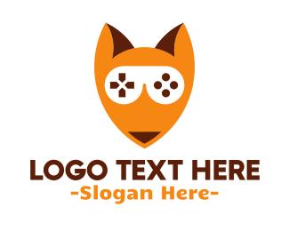 Playstation - Gaming Fox logo design