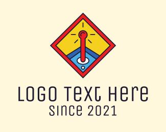 Gaming - Joystick Game Controller logo design