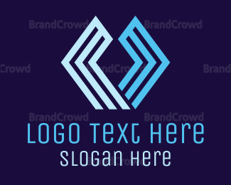 Generic - Hexagonal U Brand logo design