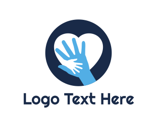 Donation - Motherly Love logo design