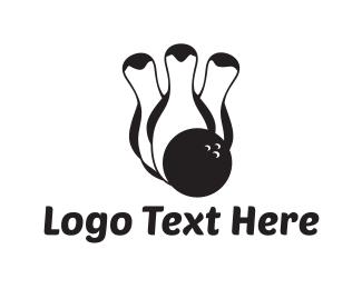 Bowling - Bowling Penguins logo design