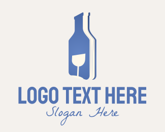 Winery - Winery Book logo design