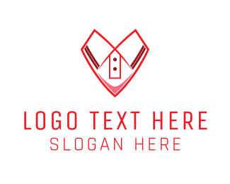 T-shirt - Shirt Heart logo design