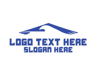 Aviation Mascot Logo