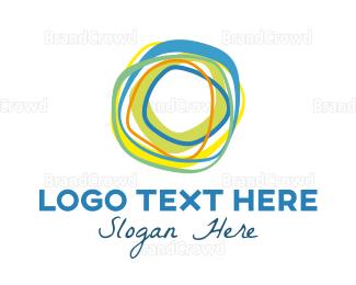 Circle - Artistic Circles logo design