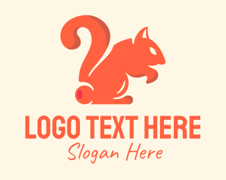 Forum - Curious Squirrel logo design