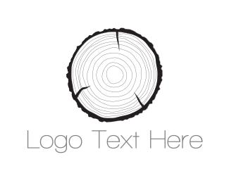 Wood - Wood Texture logo design