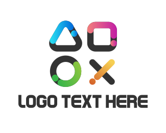 Gaming - Playstation Gaming logo design