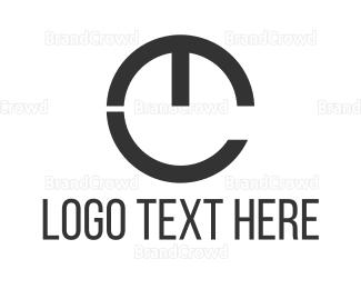 Disc Jockey - M & C logo design