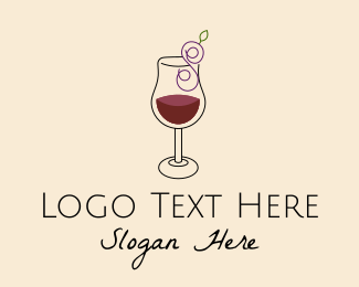 """""""Letter S Grape Wine """" by catheryn"""