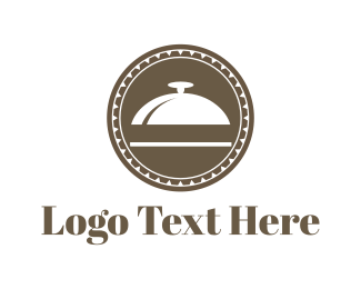 Tray - Gourmet Tray logo design