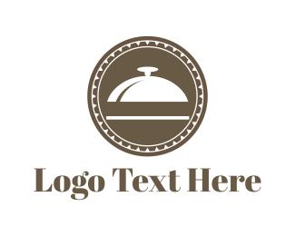 Cater - Gourmet Tray logo design