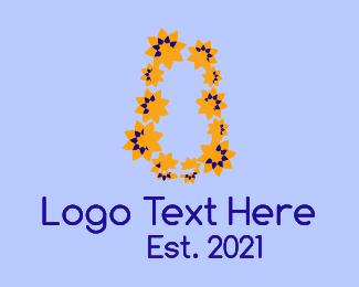 Decorative - Festive Flower Decorations logo design