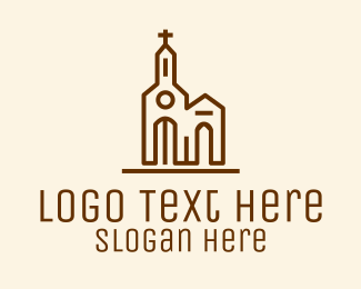 Church - Christian Church logo design