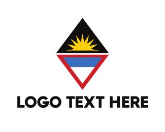 Symbol - Antigua & Barbuda Symbol logo design