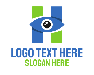 Hospital - Eye Hospital logo design
