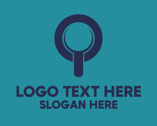 Search - Search Engine logo design