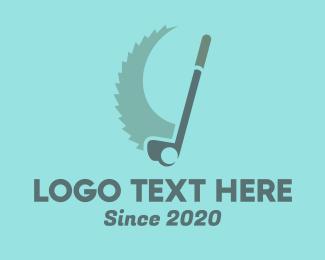 Sporting Goods - Golf Club logo design