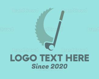 Golf Tournament - Golf Club logo design