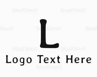 Lettermark - Fashion Lettermark logo design