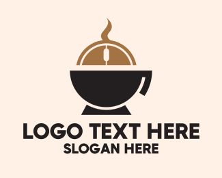 Roast - Office Cafe logo design