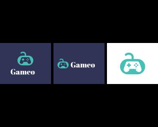 Game Controller - Game Controller Icon logo design