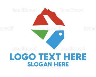 Air Travel - Colorful Air Travel logo design