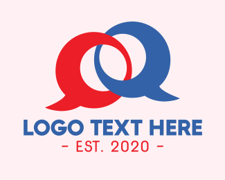Question - Question and Answer logo design