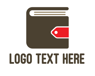 Purse - Wallet Tag logo design