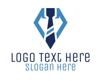 Financial Advisor - Blue Collar Diamond logo design