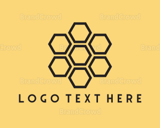 Generic - Honeycomb logo design