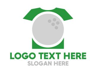 Tee - Golf Uniform logo design