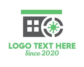 Dirty - Mold Removal logo design