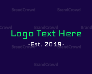 Computer - Computing & Technology logo design