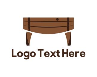 Barrel - Barrel Table logo design