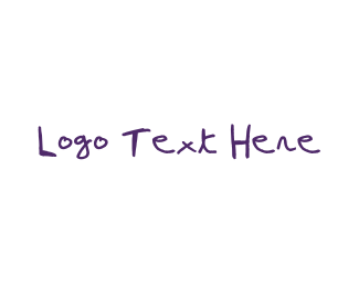 Scrapbook - Kid Wordmark logo design