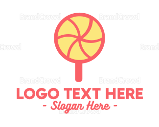 Pastry - Sweet Candy logo design