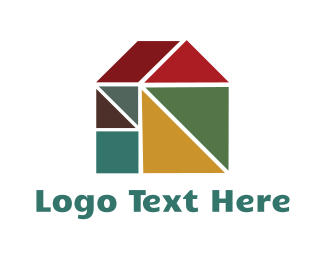Geometric - Geometric House logo design