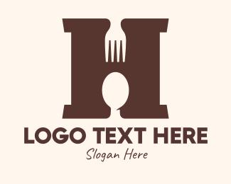 Logo Design - Restaurant H