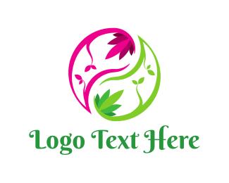 Nature - Nature Balance  logo design