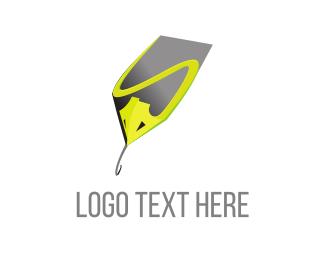 Tag - Serpent Label logo design