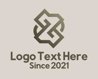 Letter Z Architecture  Logo