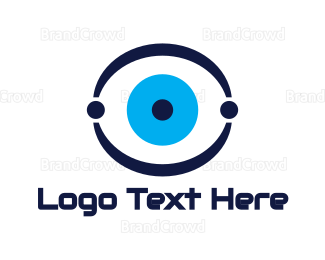Evil Eye - Technical Eye logo design