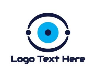 Specs - Technical Eye logo design