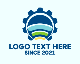 Signal - Industrial Signal logo design