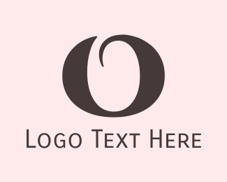 Round - Round Elegant Letter O logo design