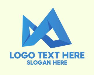 Infinite - Digital Infinite Symbol logo design